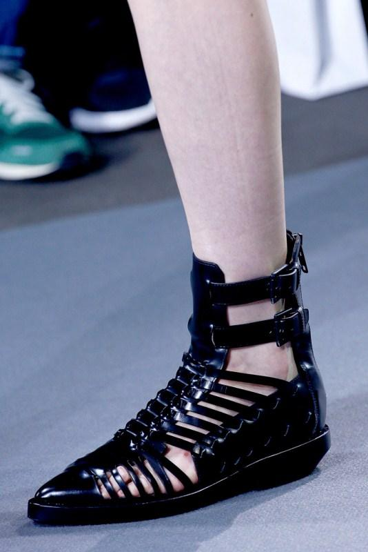 Detalles del desfile de 3.1 Phillip Lim ready to wear Verano 2013 -2014