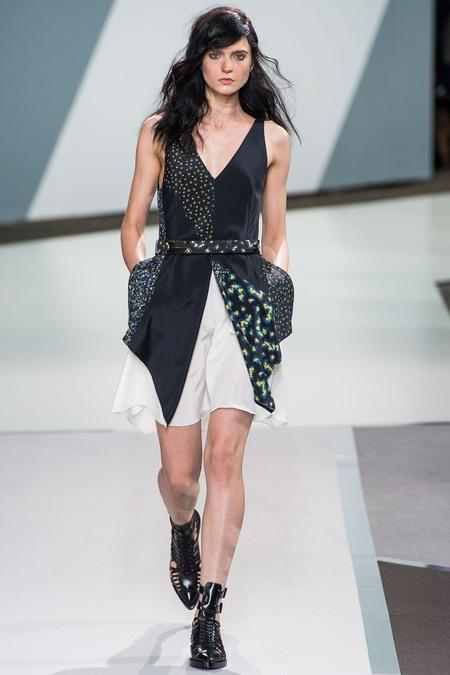 Desfile de 3.1 Phillip Lim ready to wear Verano 2013 -2014