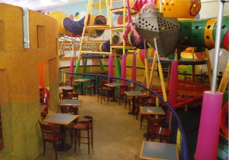 Salon de fiestas infantiles con pelotero for K boom salon de fiestas