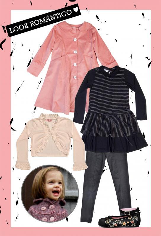 Moda para Niñas de 3 a 5 Años \