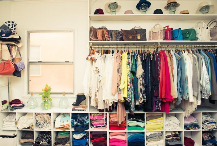 Como ordenar un placard a guardar a guardar cada cosa en su lugar - Mundo armario ...