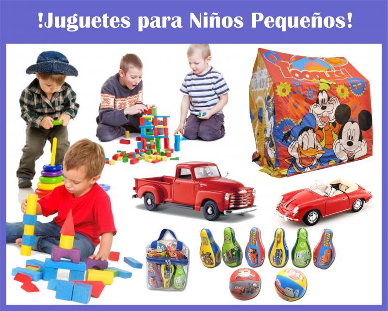 Juguetes ideales para ni os de 3 a 6 a os - Juguetes ninos 3 anos ...