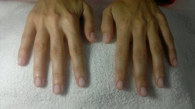 Kapping gel Una solución para tus manos - femeninas.com