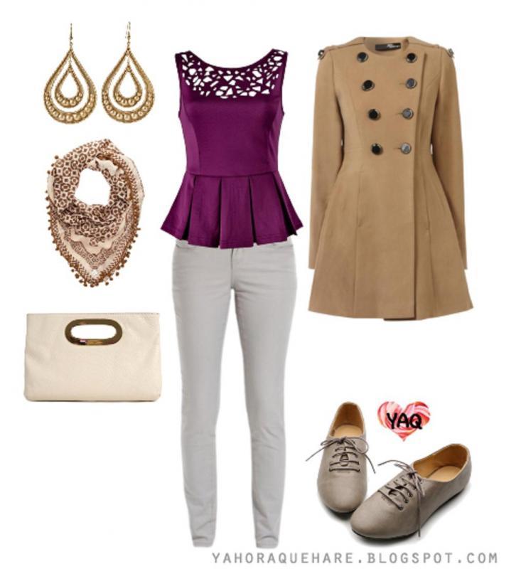 Como Combinar Un Pantalon Beige Femeninascom - Colores-que-combinan-con-beige