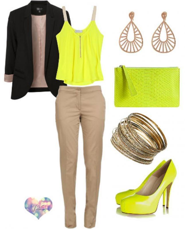 Como combinar un pantal n beige - Colores que combinan con beige ...