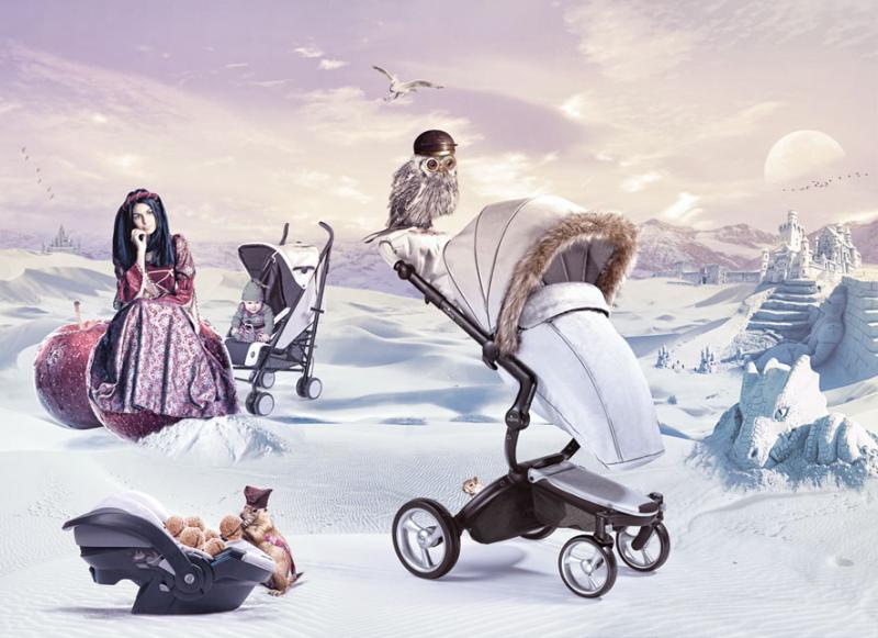 df40b478a El Bebé Aventurero: Navidad de pasarela con mima - femeninas.com