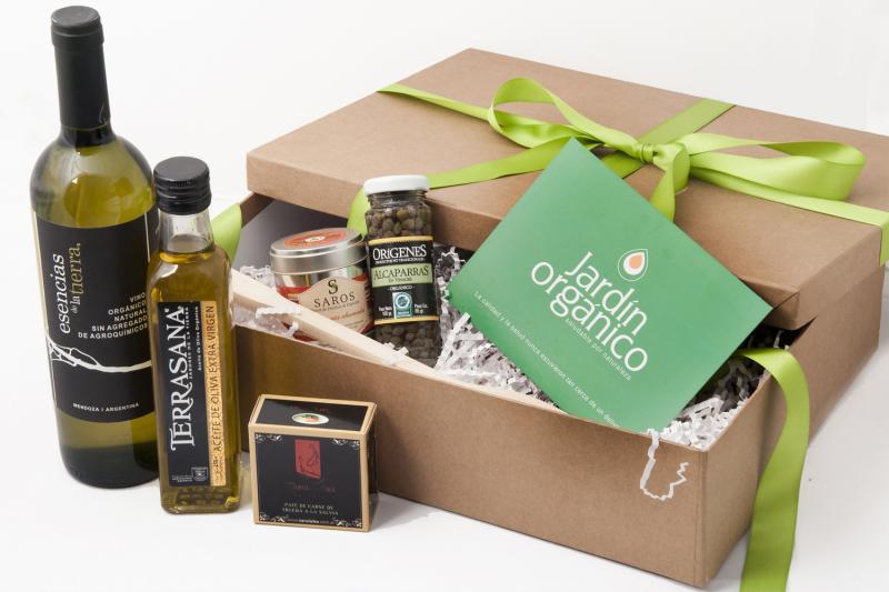 Navidad green en jard n org nico for Jardin organico