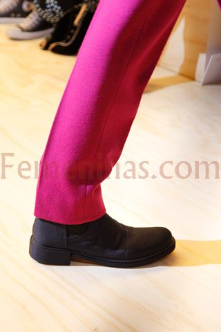 Pantalon rosa chicle