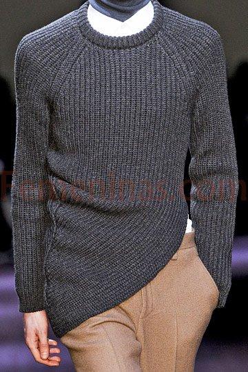 Los tejidos siguen presentes esta temporada tanto para puloveres y cardigan como para bufandas y gorros