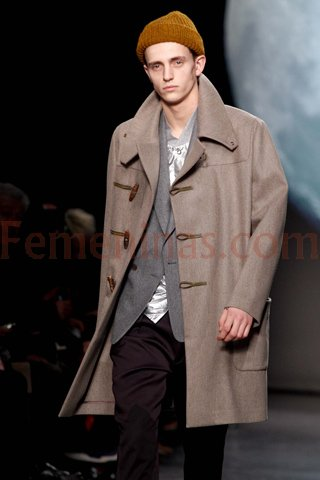Montgomery masculino en color beige Paul Smith