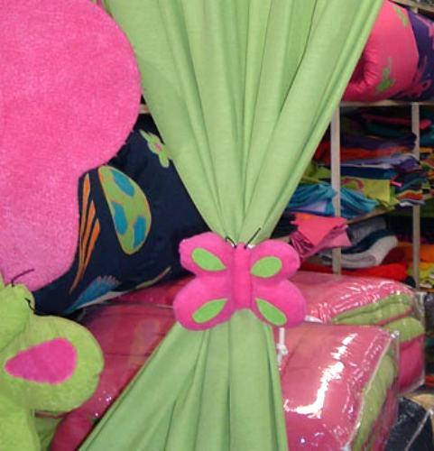 Blanqueria para decoraci n y ambientaci n de dormitorios y for Ideas para cortinas infantiles