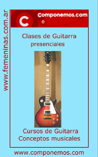 Cursos de Guitarra nivel medio