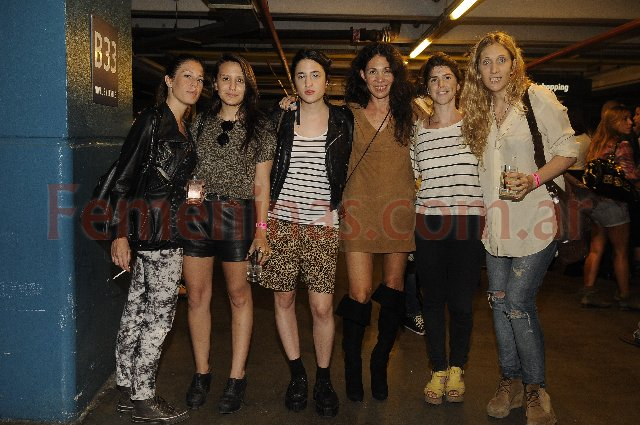 Backstage y Sociales AY Not Dead Moda Invierno 2011