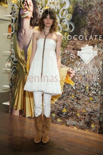 Desfile chocolate