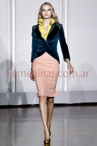 Desfile LWren Scott Moda 2011 2012 New York