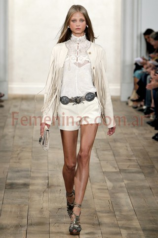 Desfile Ralph Lauren Moda 2011 2012 New York