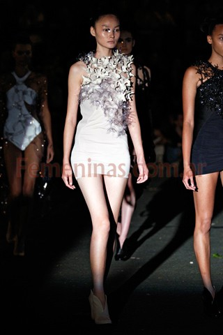 Desfile Threeasfour Moda Primavera Verano 2011 2012 16 New York