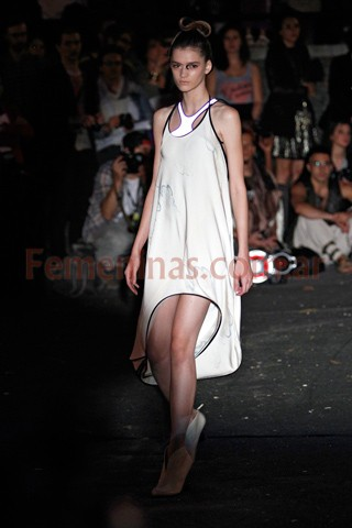 Desfile Threeasfour Moda Primavera Verano 2011 2012 5 New York