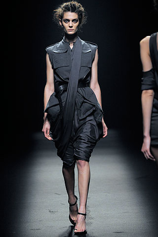 Desfile Haider Ackermann Paris 2010 2011