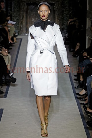 Desfile Yves Saint Laurent Moda 2011 2012 Paris