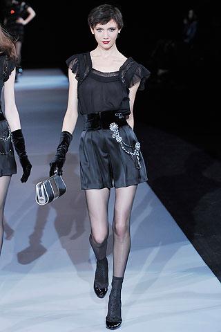 ¿Como se llama este tipo de ropa: Short unido con una ...