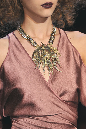 Badgley Mischka  detail