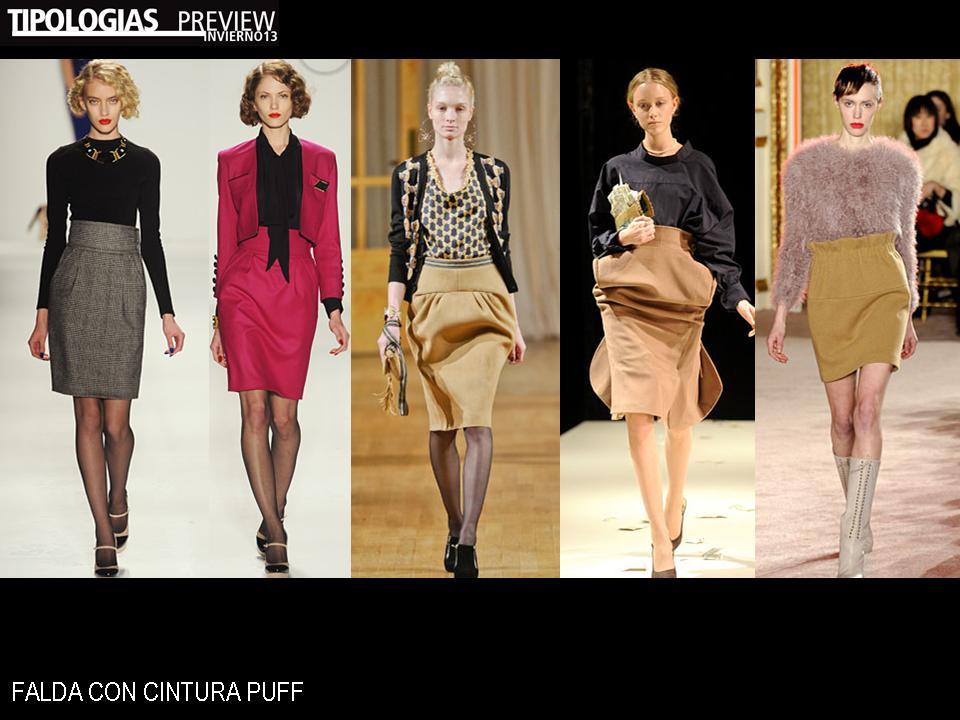9ef410c85 Todas las faldas invierno 2013 son para las mujeres elegantes