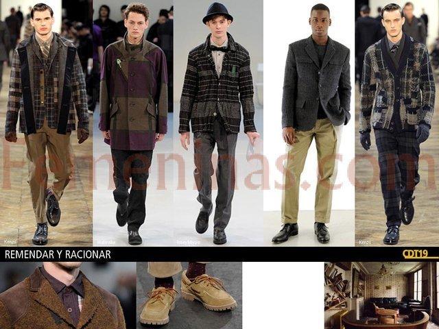 2ca162795 Moda Hombre Invierno 2012