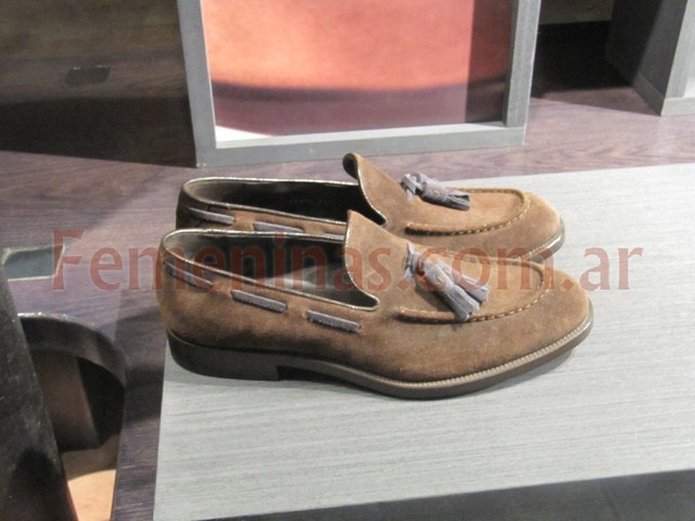 Fratelli rossetti mocasin de gamuza marron chocolate