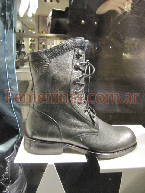 e2bc8d4693d Calzados y zapatos para hombre moda otoño invierno 2010