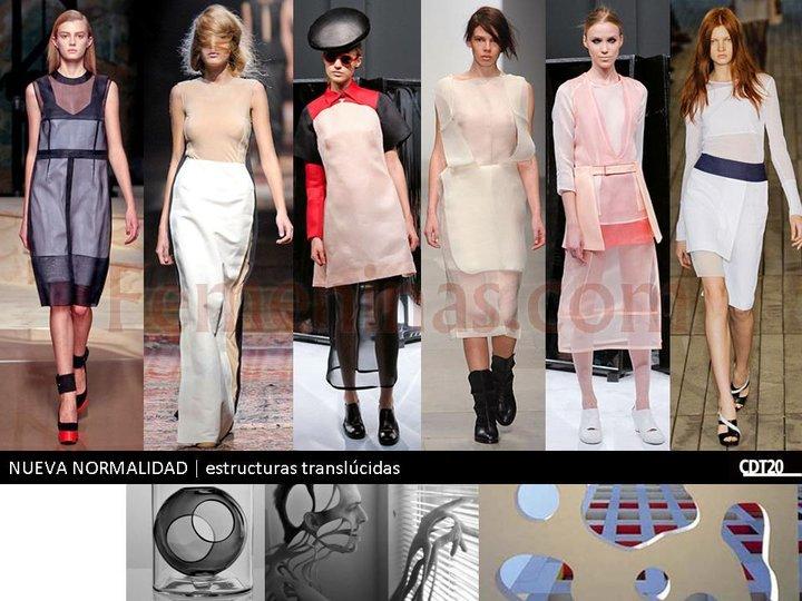 Estructuras traslúcidas de moda para este verano