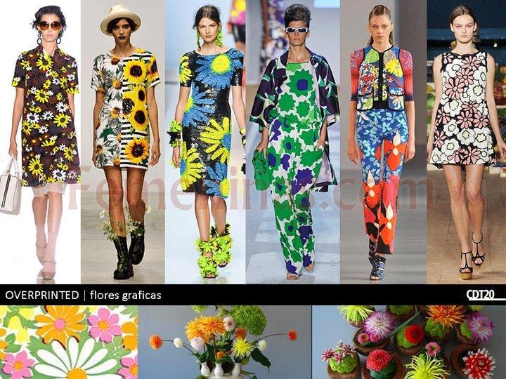 Flores graficas