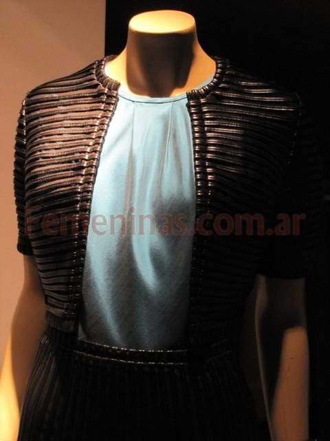 femeninas moda adolfo dominguez paris 2011