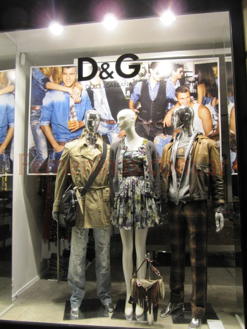D and G Paris 2011