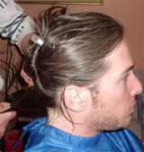 Corte de pelo para hombre y peinado moderno para hombre - Cortar el pelo en casa hombre ...