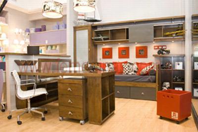 Dise o e ideas para la decoraci n de dormitorios peque os - Aprovechar espacios pequenos dormitorios ...