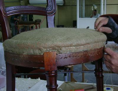 Fontenla y la restauraci n del mobiliario del sal n dorado for Fontenla muebles