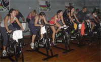 Video Clase Indoor Cycle
