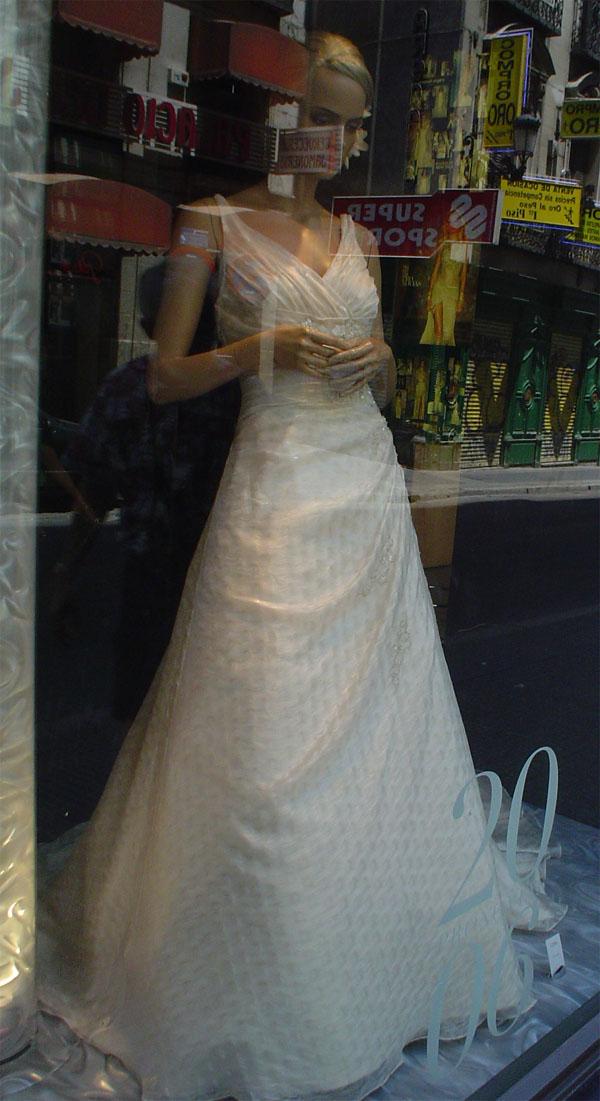 2006 vestidos: