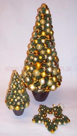 Los mejores rboles navide os para estas fiestas - Bolas de arbol de navidad ...