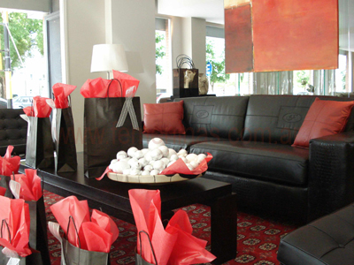 Una navidad con colores diferentes blanco y negro - Decorar en navidad la casa ...