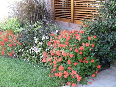 Los colores de la primavera en la decoraci n de parques y for Decoracion de parques y jardines