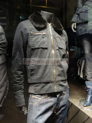 jean azul lee y campera