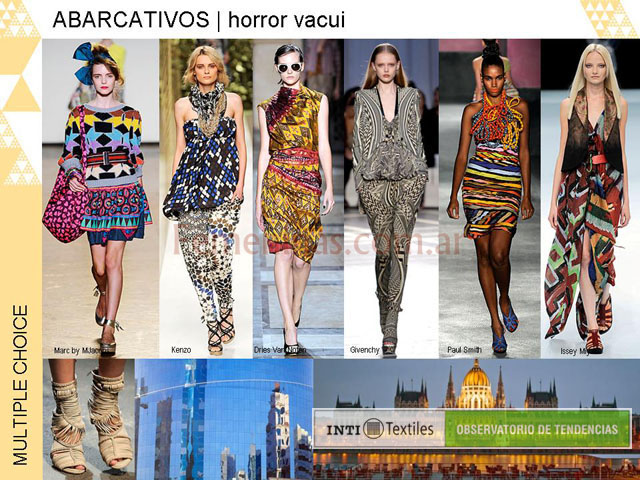 Tendencias looks moda femenina verano 2011