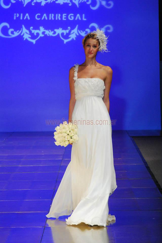 Ultima moda en Trajes de novia primavera verano 2010