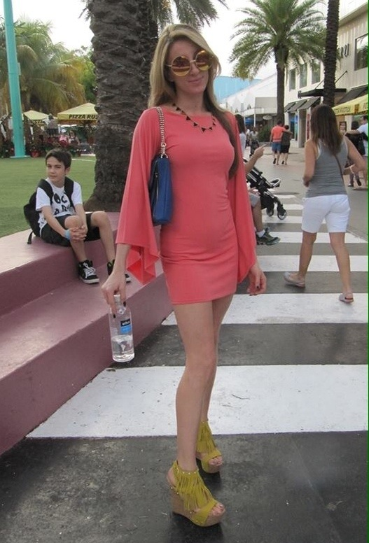 Street Style… Lincoln Road, Miami