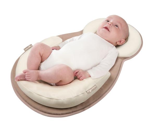 Cosysleep, el reposa-bebé ergonómico más completo de Babymoov