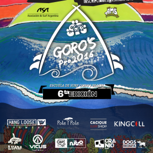HANG LOOSE EYEWEAR ESTARÁ ACOMPAÑANDO A LOS MEJORES SURFISTAS DEL PAÍS EN EL SURF GORO'S BEACH PRO