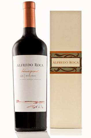 Dedicación Personal Bonarda 2011 de Bodega Alfredo Roca premiado con 90 puntos Parker