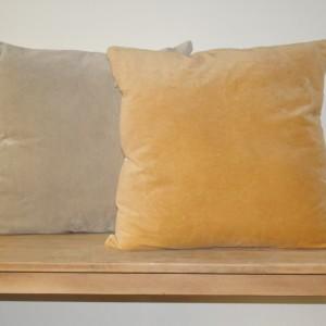 Nuevos colores y diseños en la línea de almohadones de Silai Home Deco